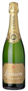 Lanson Champagne Brut Gold Label 2002 750ml